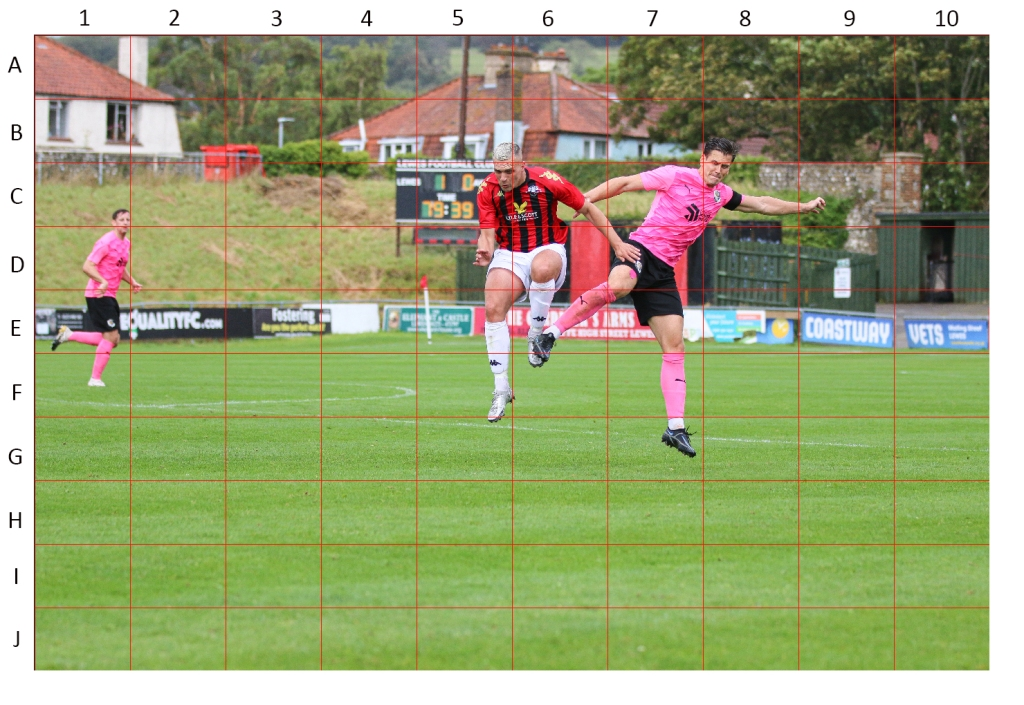 Lewes FC spot-the-ball